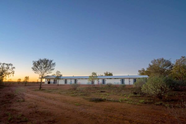 Outback Accomodation at Coopers Country Lodge - Eromanga
