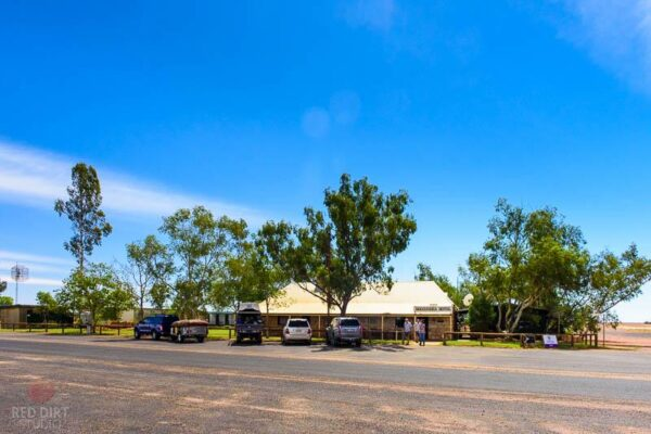 Outback Accomodation at Noccundra Hotel