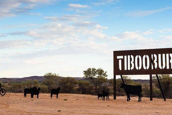Tibooburra - Camerons Corner