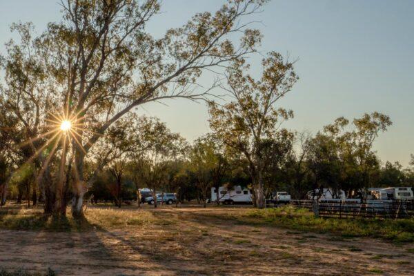 Carinya Station Bush Camping